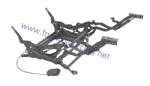 Glider recliner mechanism FM-R004