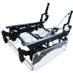 Dual motor power recliner mechanism FM-R017